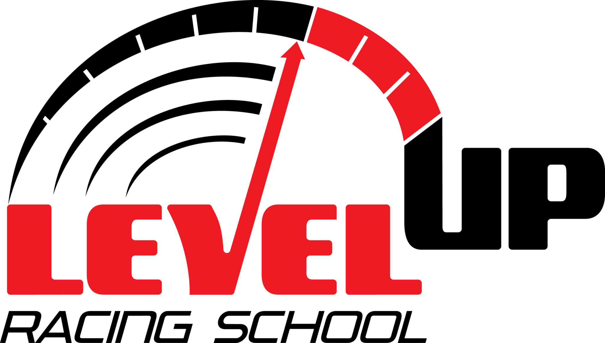 level up logo final � levelup racing school