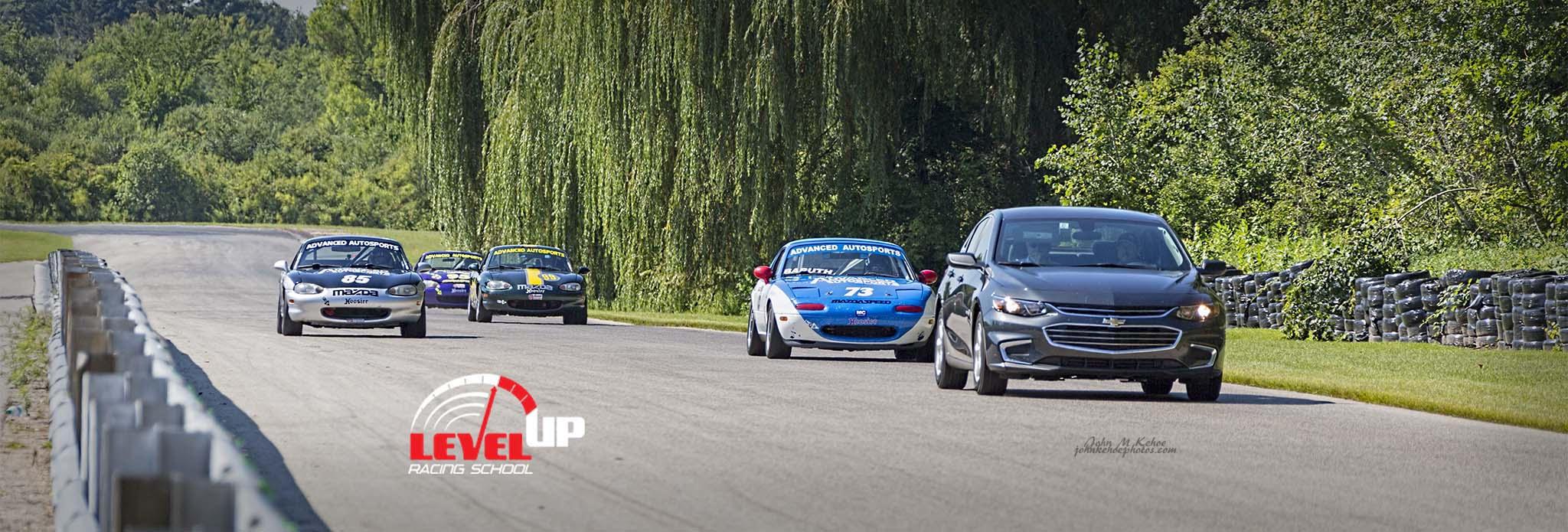 Levelup Racing School Featured On Roadandtrack Com Levelup Racing